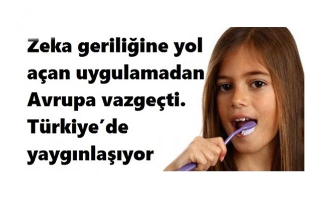 Zeka geriliğine yol açan uygulamadan Avrupa vazgeçti. Türkiye'de yaygınlaşıyor… Siz de kullanıyorsanız dikkat