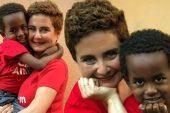Oyuncu Esra Akkaya ve Etiyopya'dan evlat edindiği beş yaşındaki Can Alex'le tanıştırıyorum! Ben Afrikalı bir Türküm!