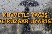 Meteoroloji'den İstanbul için son dakika hava durumu, sağanak yağış ve fırtına uyarısı! Meteoroloji o günü işaret etti