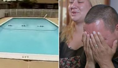 4 Yaşındaki Oğulları Havuza Gittikten 1 Hafta Sonra Hayatını Kaybetti – Aile Şimdi Herkesi Görünmeyen Tehlike Hakkında Uyarıyor