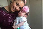 Nadir Görülen İki Farklı Sendromla Dünyaya Gelen 1 Yaşındaki Kızlarıyla Dalga Geçilince Anne Ve Babası Böyle Sitem Etti