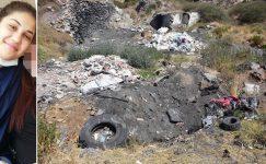 16 yaşındaki Ceren Duman'ı gömdükleri çukurun üzerinde yemek yiyerek alkol almışlar