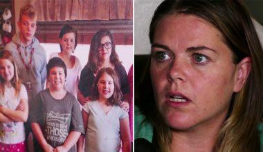 Vefat Eden Komşusunun 3 Çocuğunu Evlat Edindi – Eve Gelince Gözlerine İnanamadı