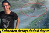 Kaçan kurbanlığın peşinden giden Tıp öğrencisi Onur Alp Eker'in ölümünde kahreden detay! O fotoğraftaki değilmiş…